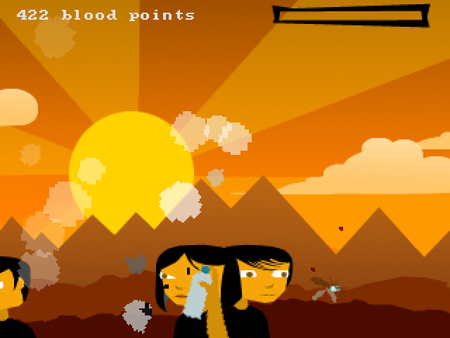 Los Mosquito in-game screenshot
